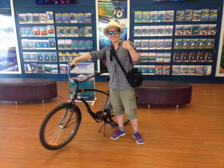 レンタル自転車ケアンズ