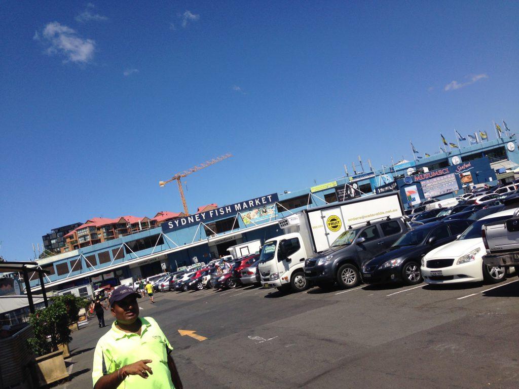 シーフードマーケット1