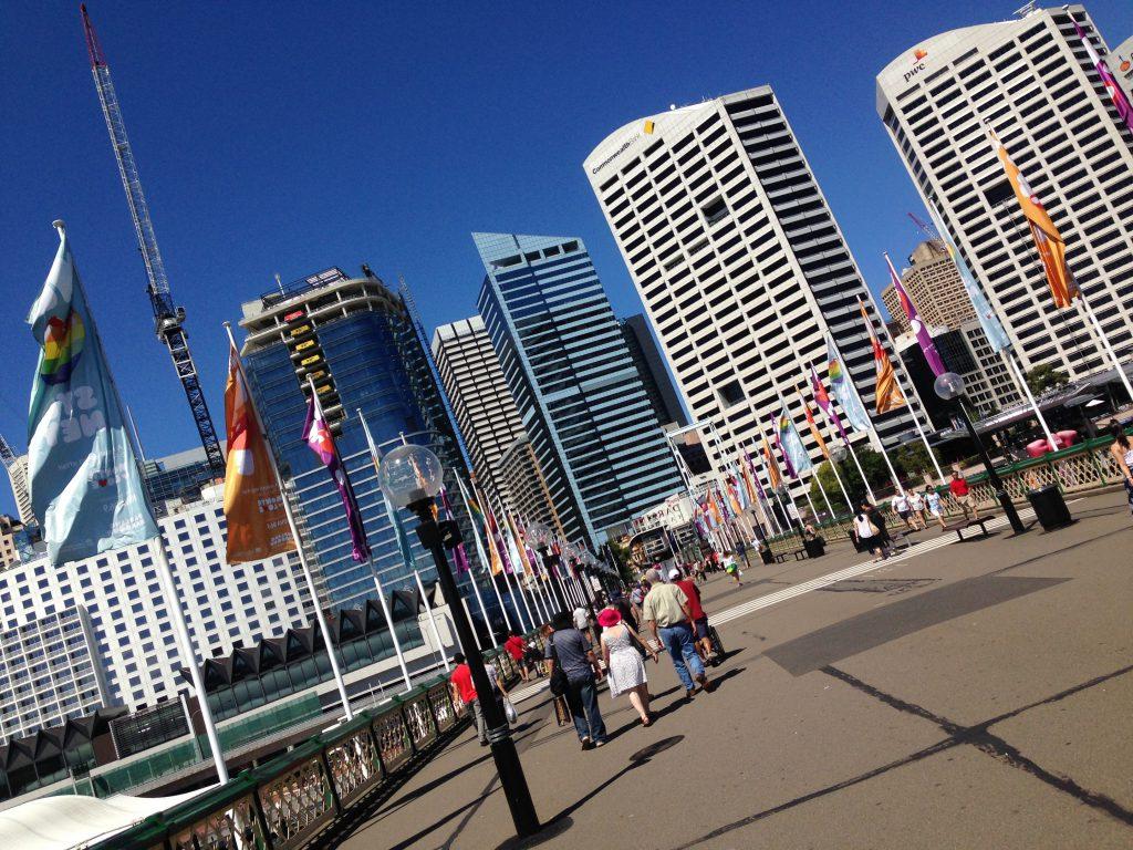 シドニー街