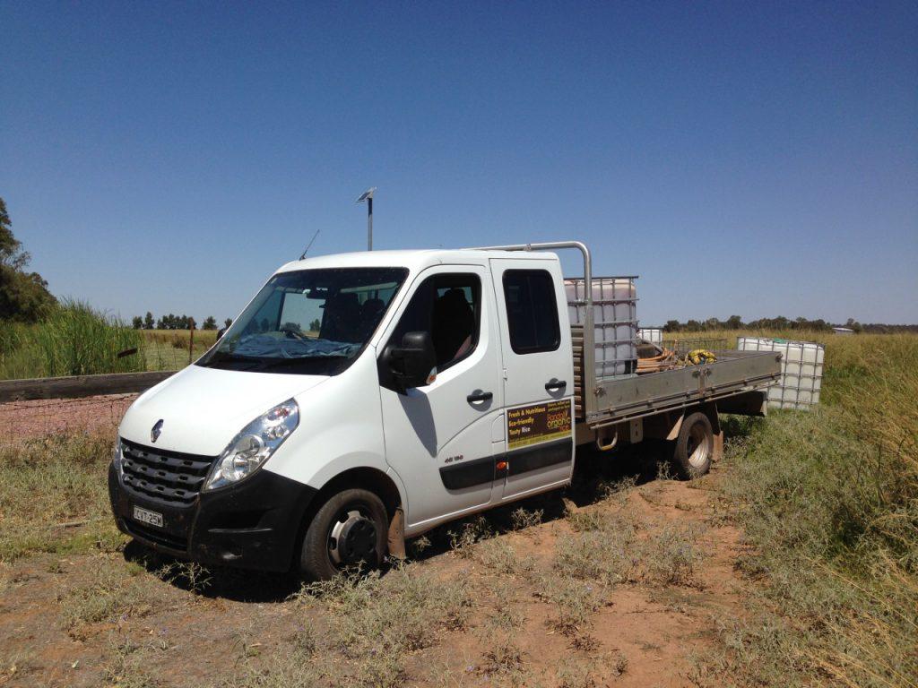 様々な用途に用いるトラック