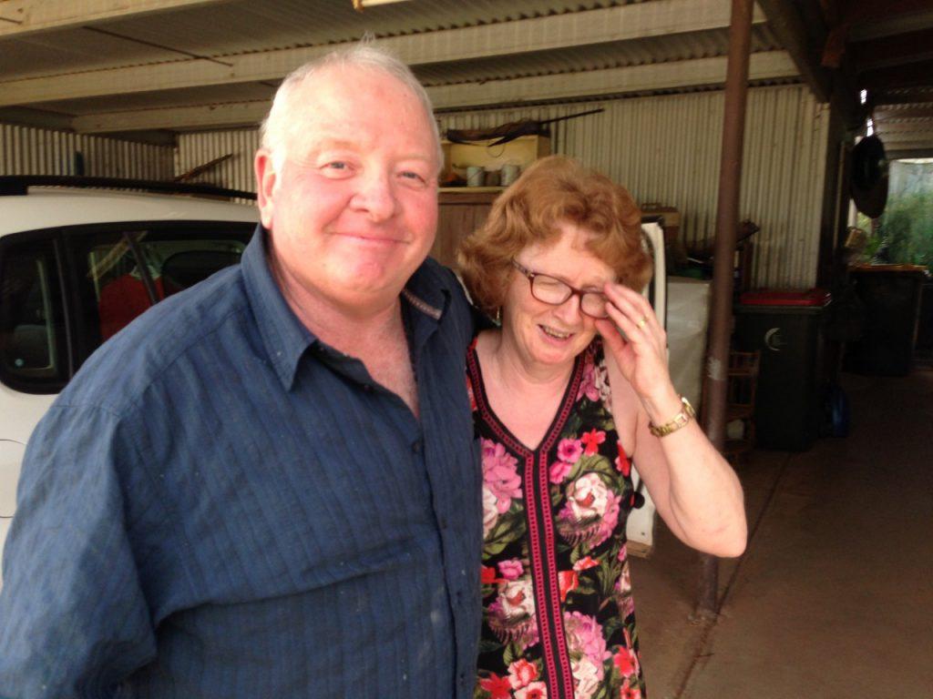 ピーターとジェニー