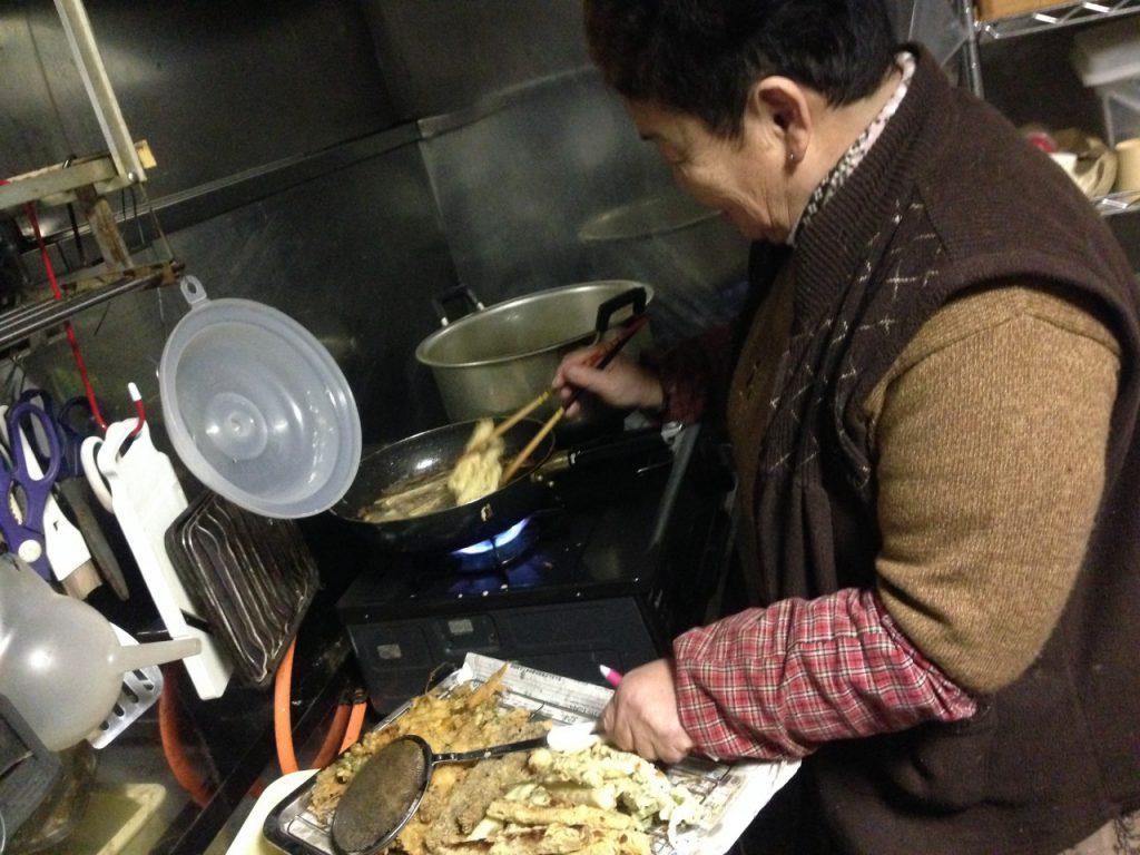 眞知子さんチョー美味しい手料理