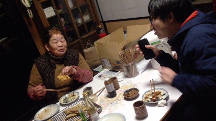 日本海テレビの伊藤さん