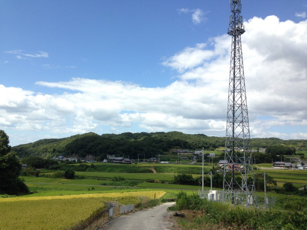 三木市志染町戸田