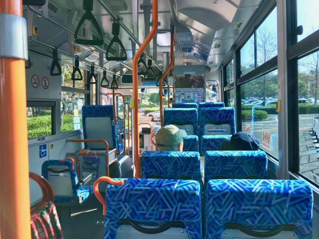 三木金物まつり送迎バス