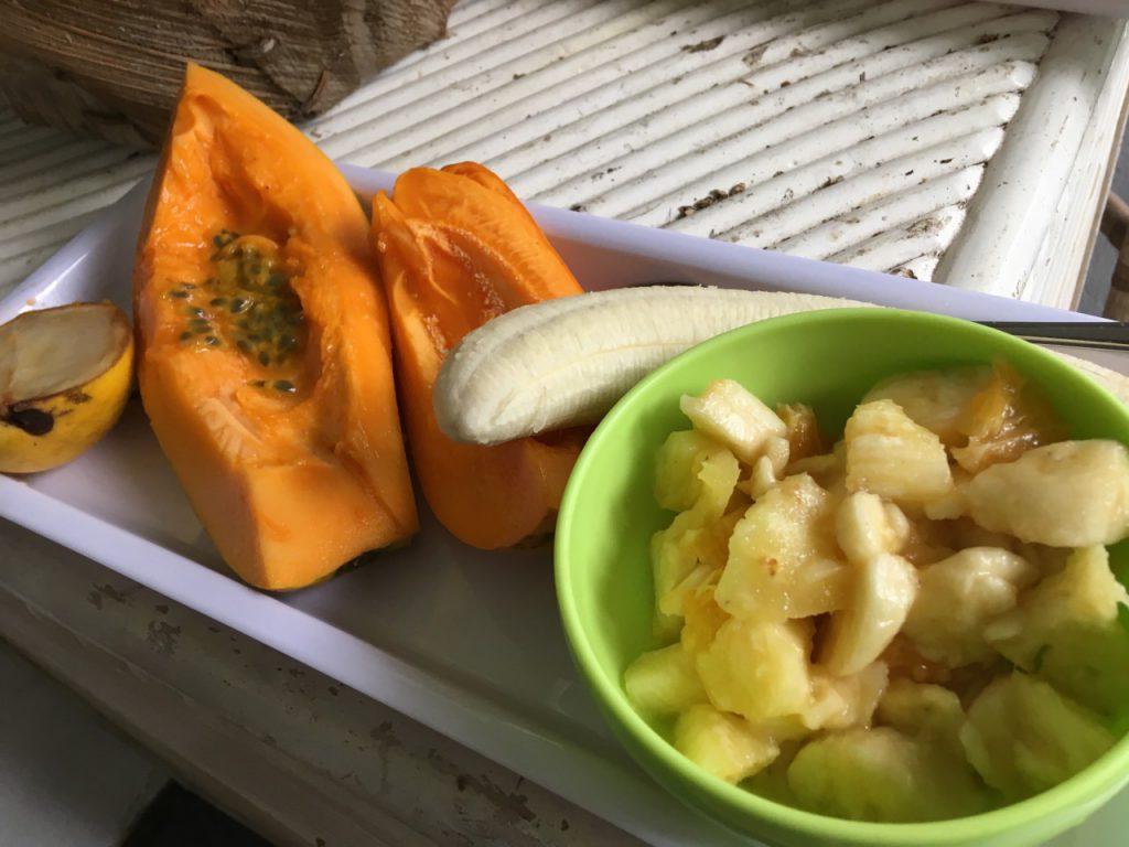ヴィーガン フルーツサラダ