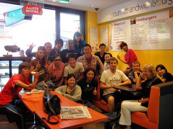 オーストラリア 語学学校