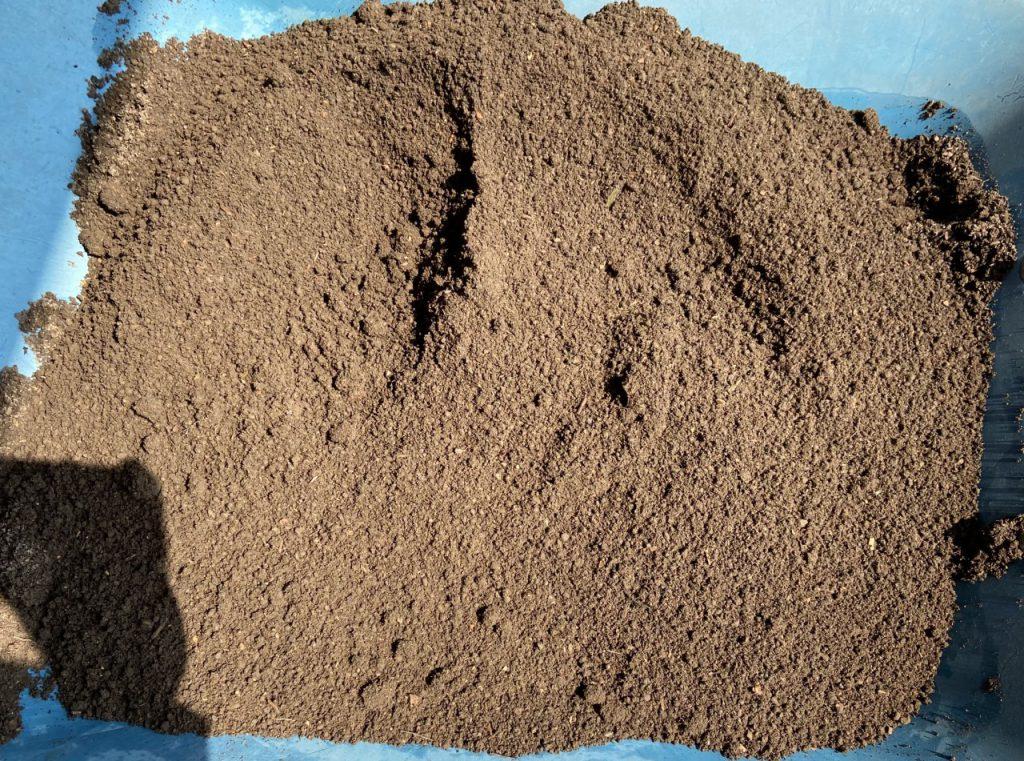 種まき用の土